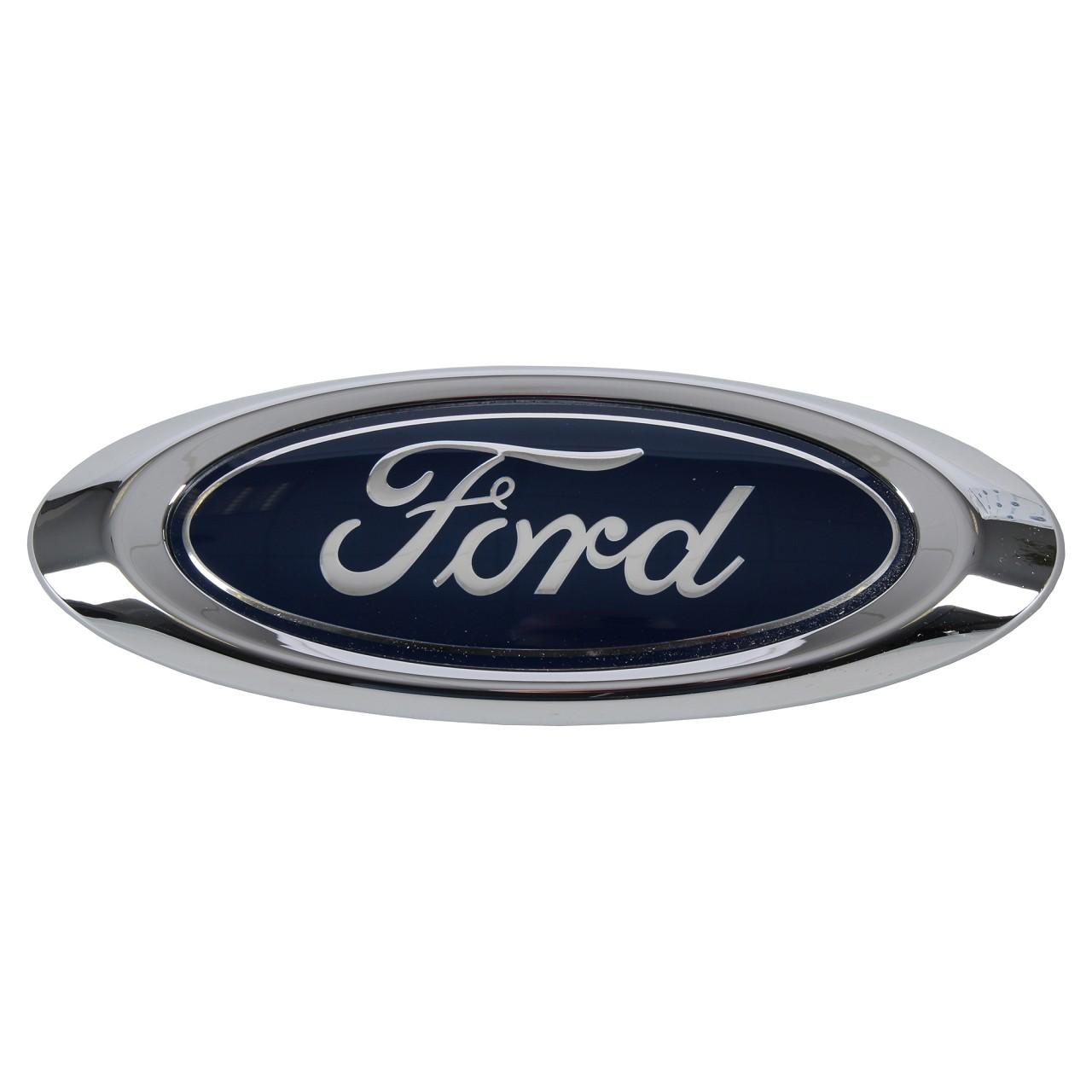 ORIGINAL Ford Emblem Schriftzug Oval S-Max Galaxy WA6 Mondeo IV VORNE 1780435