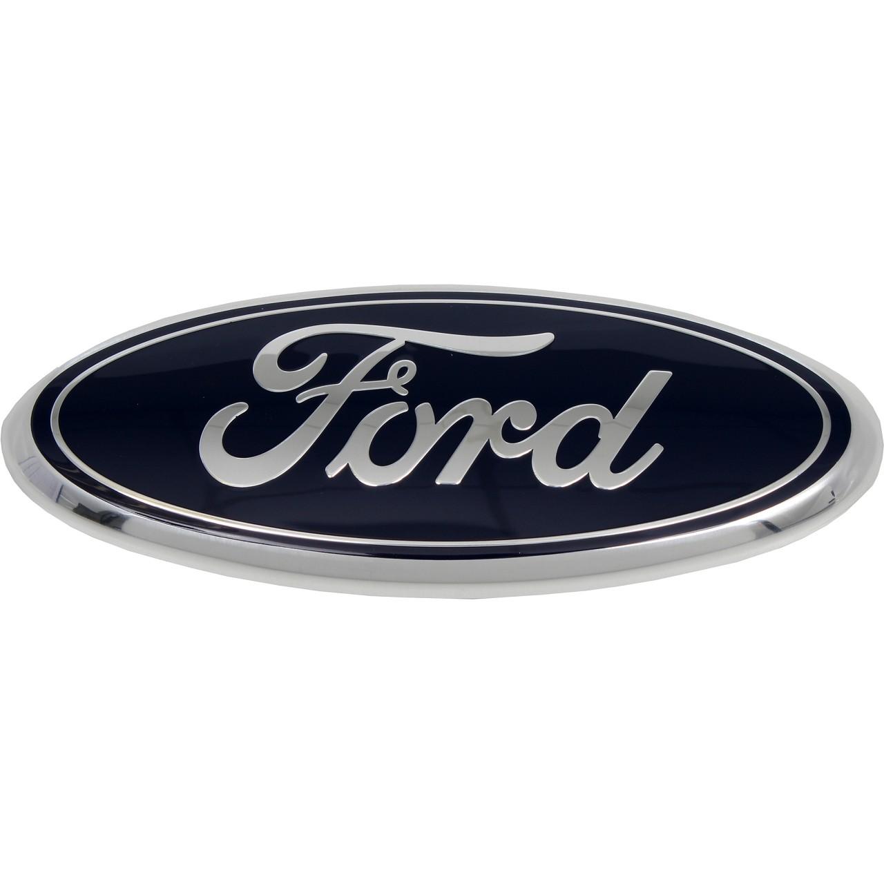 ORIGINAL Ford Emblem Logo Plakette FIESTA VI bis 10.2012 KA (RU8) vorne 1553336