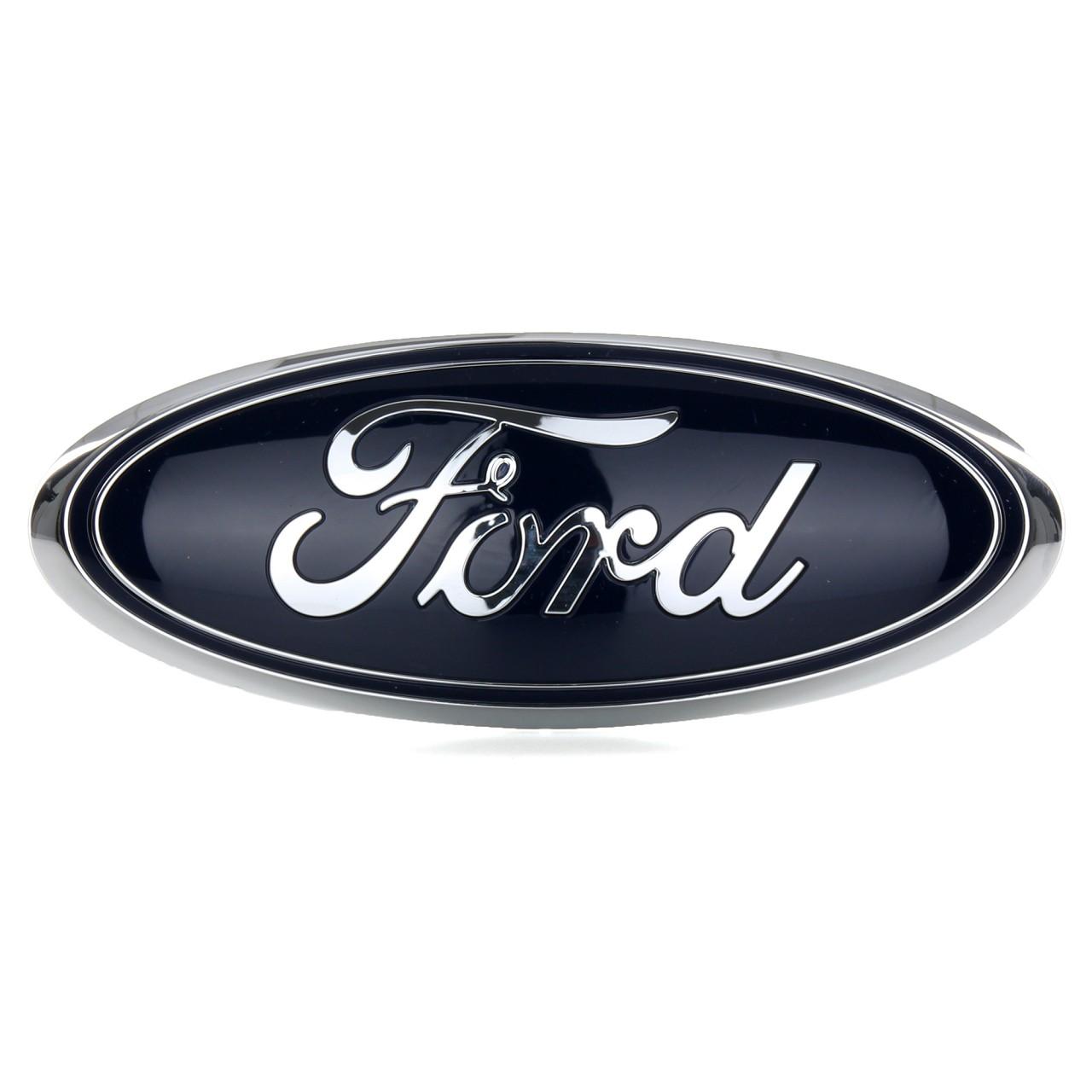 ORIGINAL Ford Emblem Schriftzug Zeichen Oval Kühlergrill RANGER (TKE) 5254490