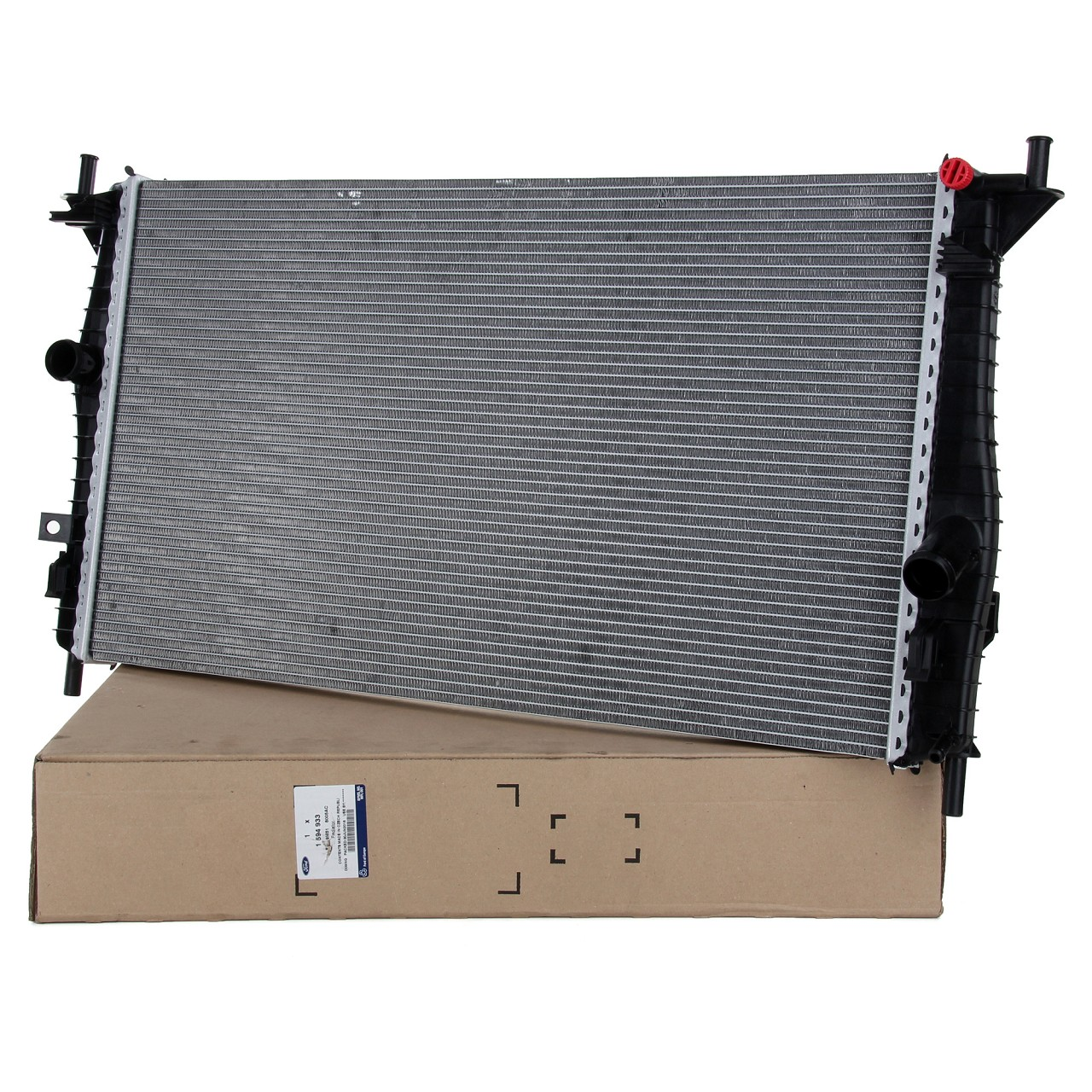 ORIGINAL Ford Kühler Motorkühler Wasserkühler FOCUS II 2.5 ST RS / 500 1594933