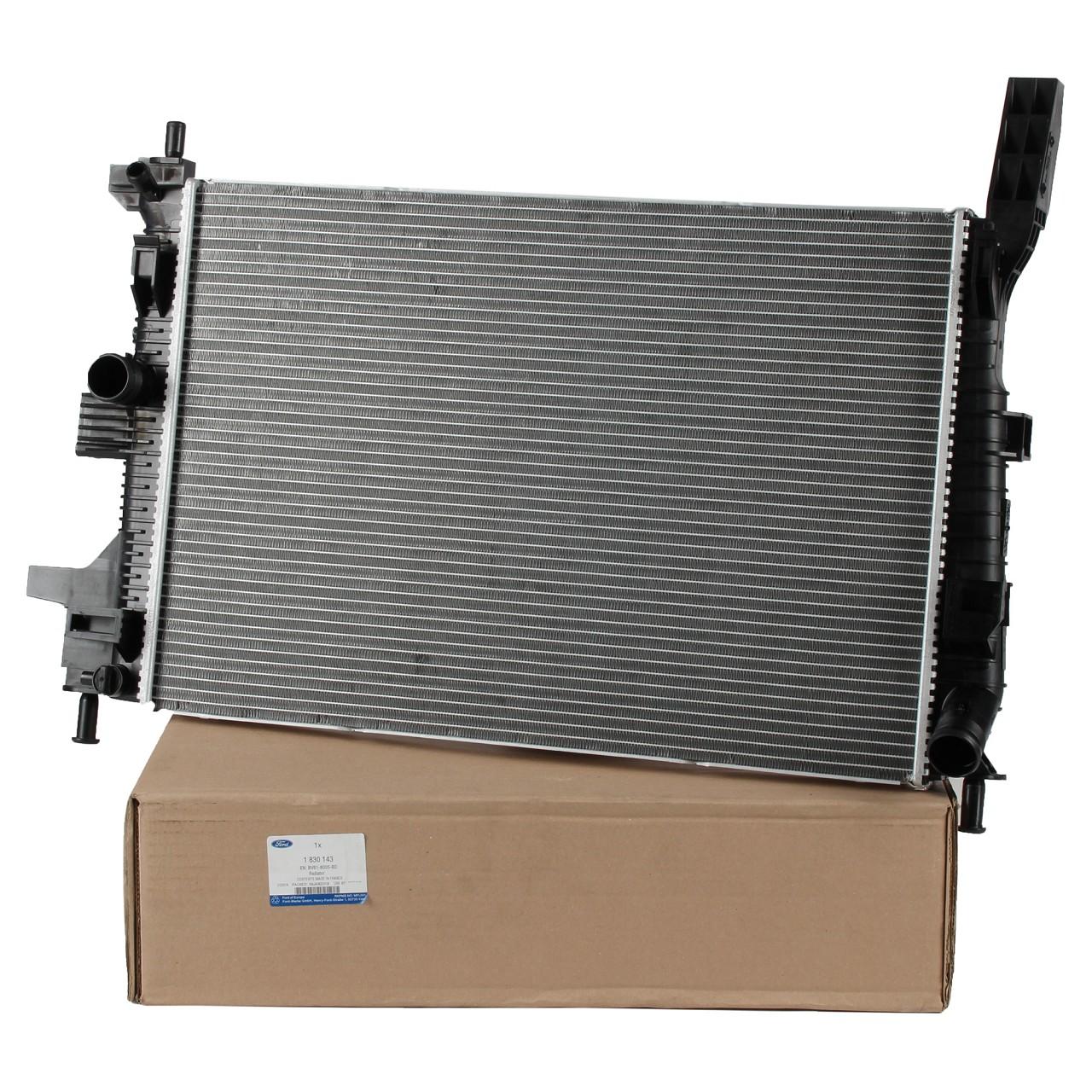 ORIGINAL Ford Kühler Motorkühler Wasserkühler FOCUS III 1.6TDCi 90/115PS 1830143