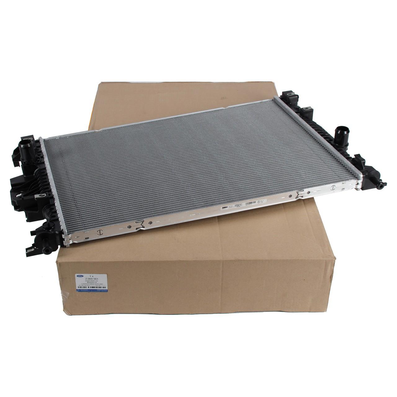 ORIGINAL Ford Kühler Motorkühler Wasserkühler GALAXY MONDEO V MK5 S-MAX 2069561