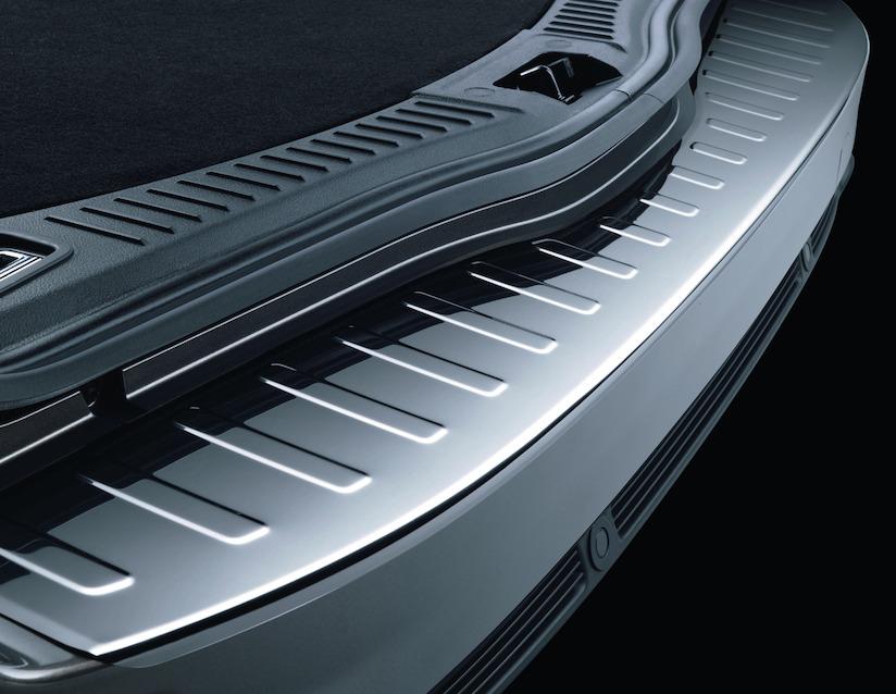 ORIGINAL Ford Ladekantenschutz Schutzleiste MONDEO IV MK4 TURNIER 1704114