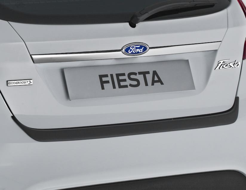 ORIGINAL Ford Ladekantenschutz CLIMAIR 1714930 SCHWARZ für FIESTA VI MK6 2314169