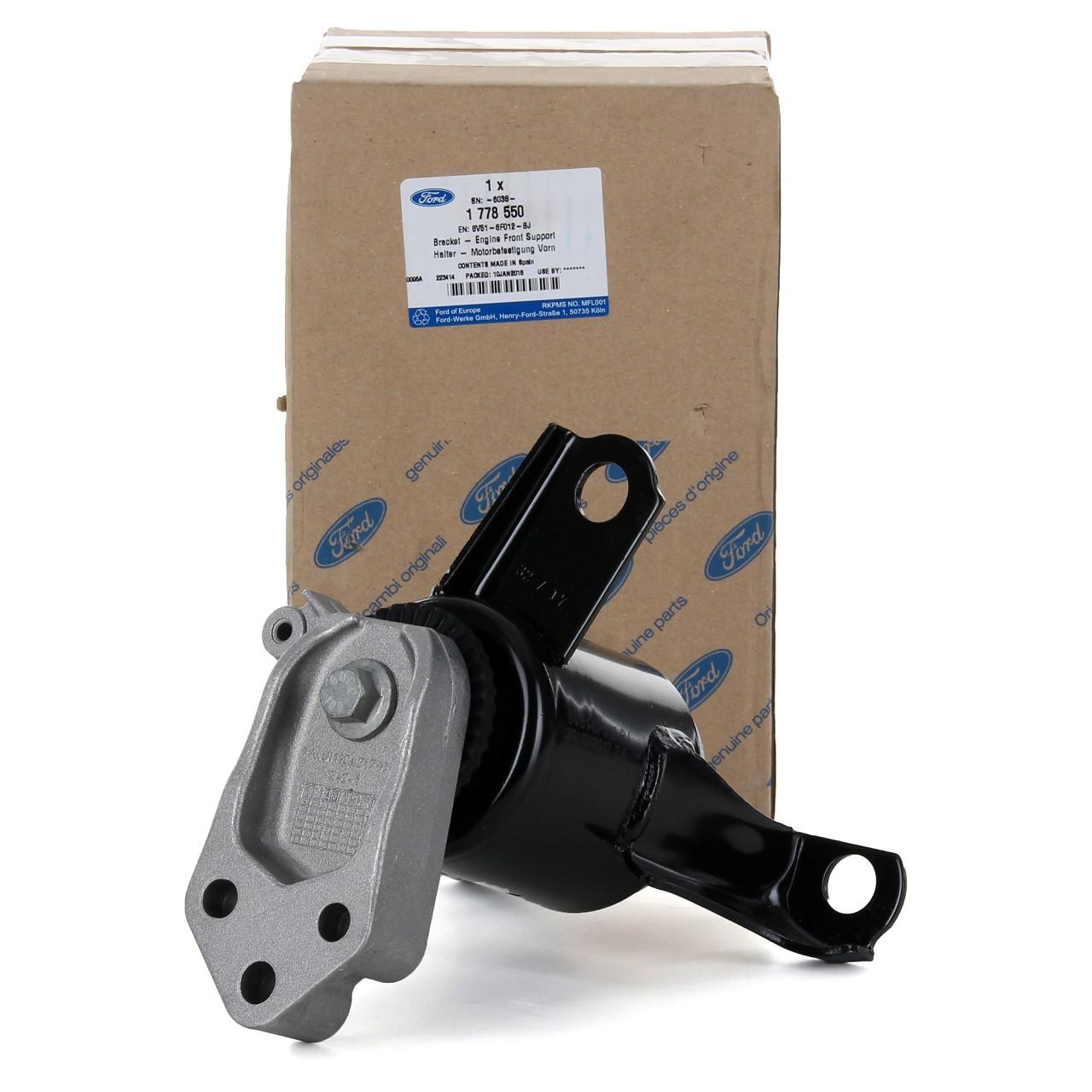 ORIGINAL Ford Motorlager FIESTA VI MK6 1.4TDCi 1.6TDCi 68-95 PS 1778550