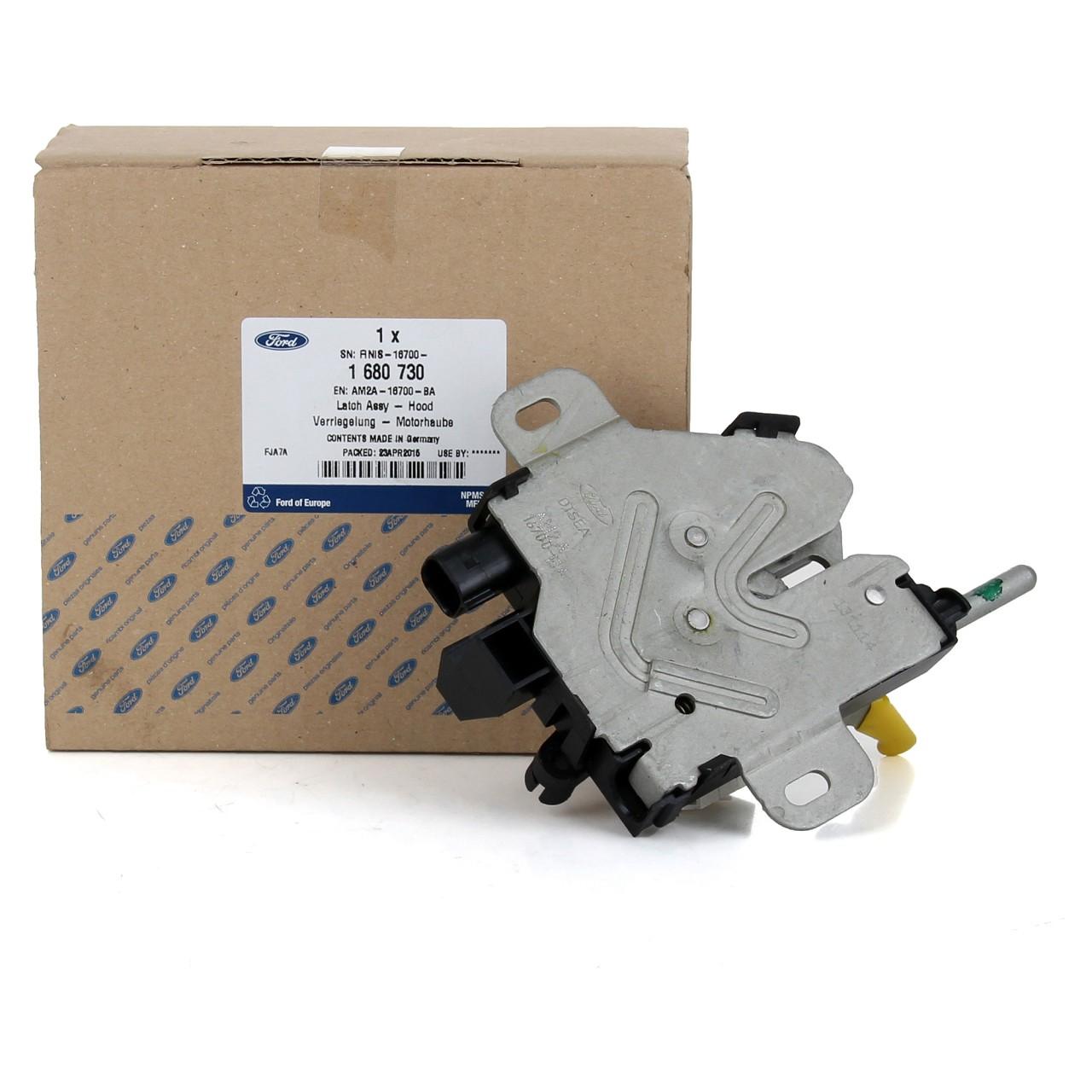 ORIGINAL Ford Motorhaubenschloss Verschluss Motorhaube GALAXY S-MAX WA6 1680730