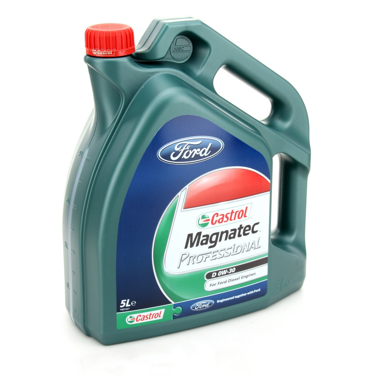 ORIGINAL Ford CASTROL Motoröl Öl D 0W30 Magnatec Professional 5 Liter 5L 157C37