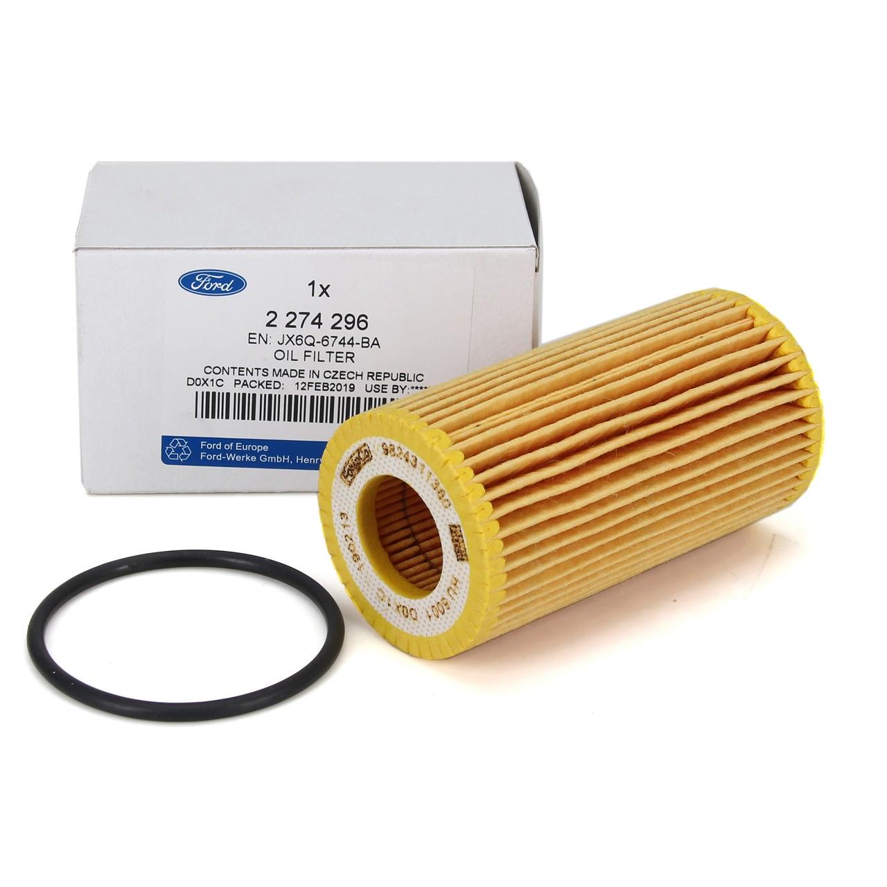 ORIGINAL Ford Ölfilter inkl. Dichtung FOCUS IV MK4 1.5 EcoBlue 2274296