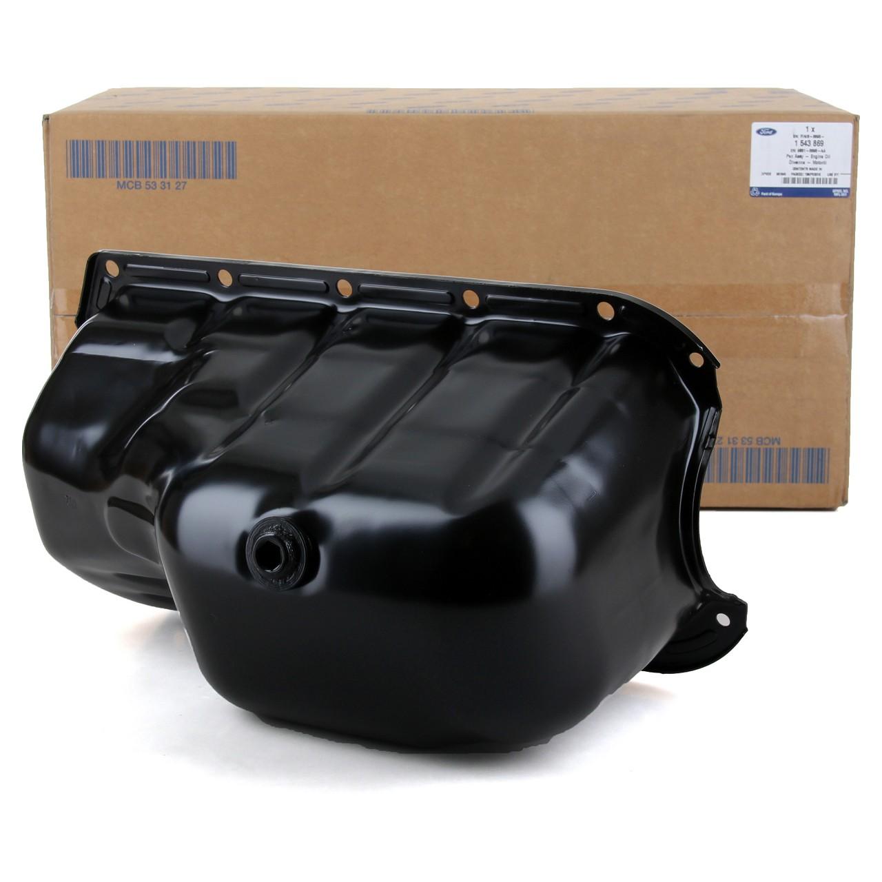 ORIGINAL Ford Ölwanne Motorölwanne KA (RU8) 1.2 69 PS ab 10.2008 1543869