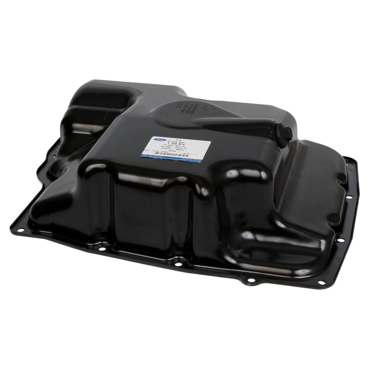 ORIGINAL Ford Ölwanne Motorölwanne MONDEO III MK3 2.0 TDCi 2.2 TDCi 1706974