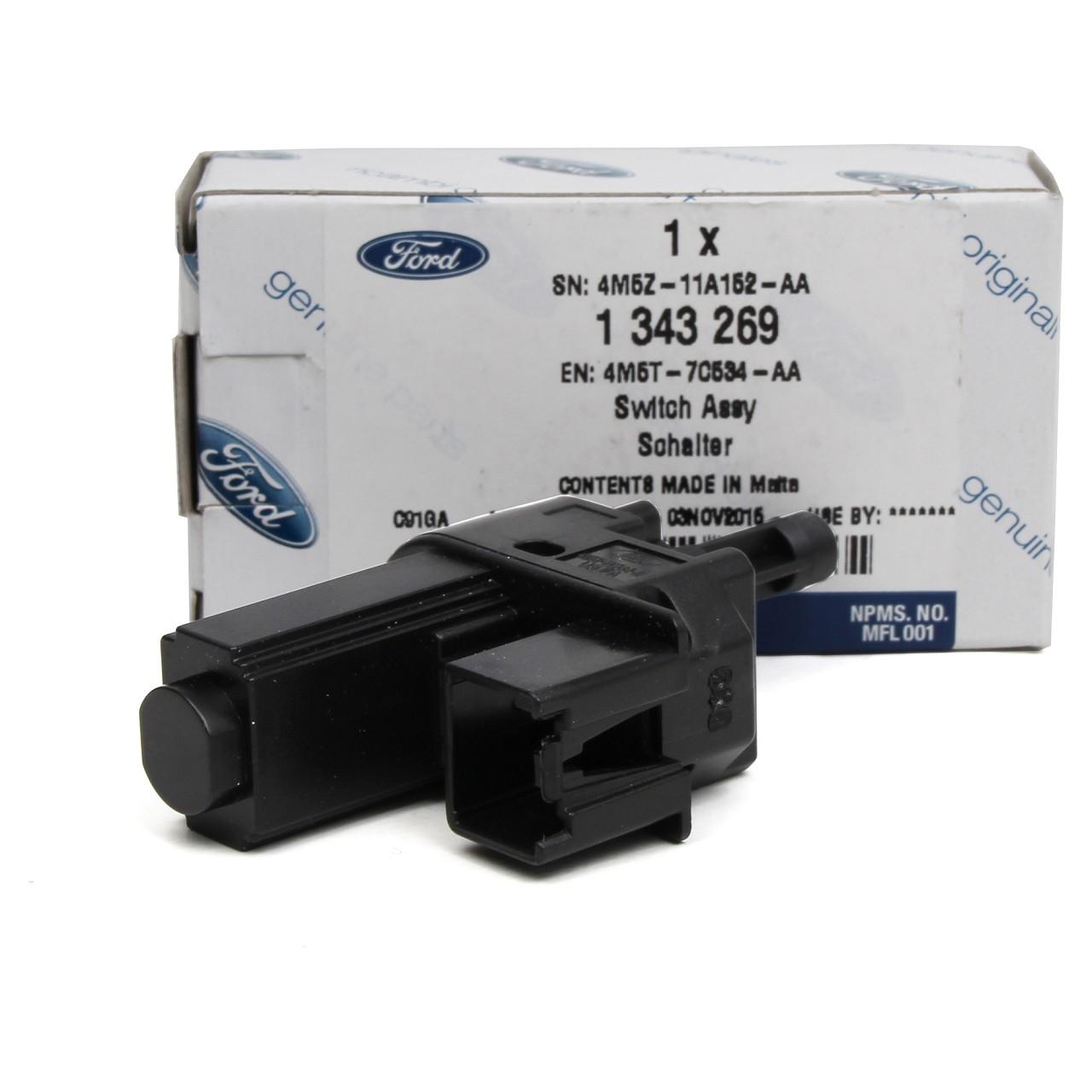 ORIGINAL Ford Kupplungspedalsensor B-MAX C-MAX ECOSPORT FIESTA FOCUS 1343269