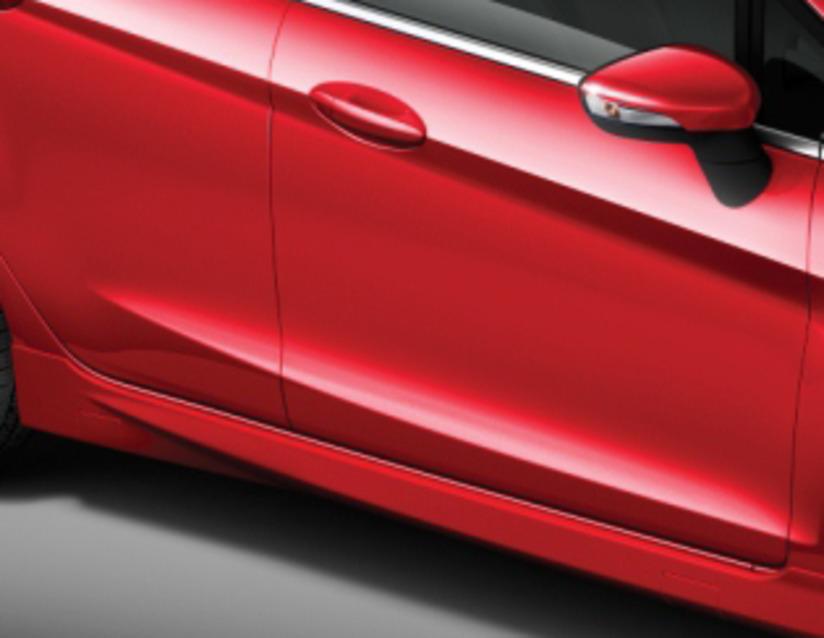 ORIGINAL Ford Seitenschürze Seitenschweller RECHTS 1880225 FIESTA VI ab 11.2012