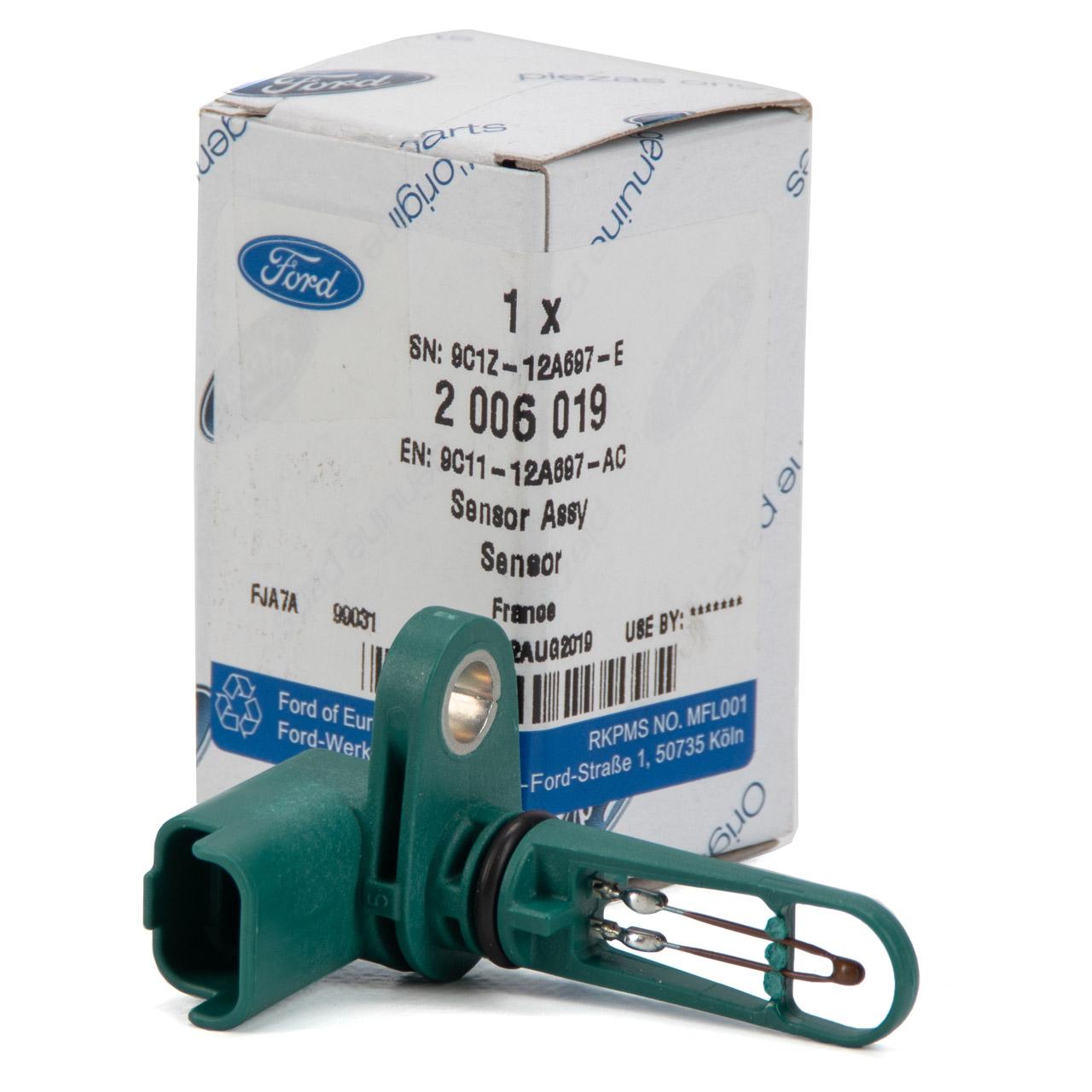 ORIGINAL Ford Temperaturgeber Ansauglufttemperatur TRANSIT 2.2 TDCi 2006019