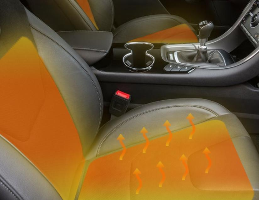 ORIGINAL Ford Sitzheizung 2er Set Xvision 2021595 für die Vordersitze