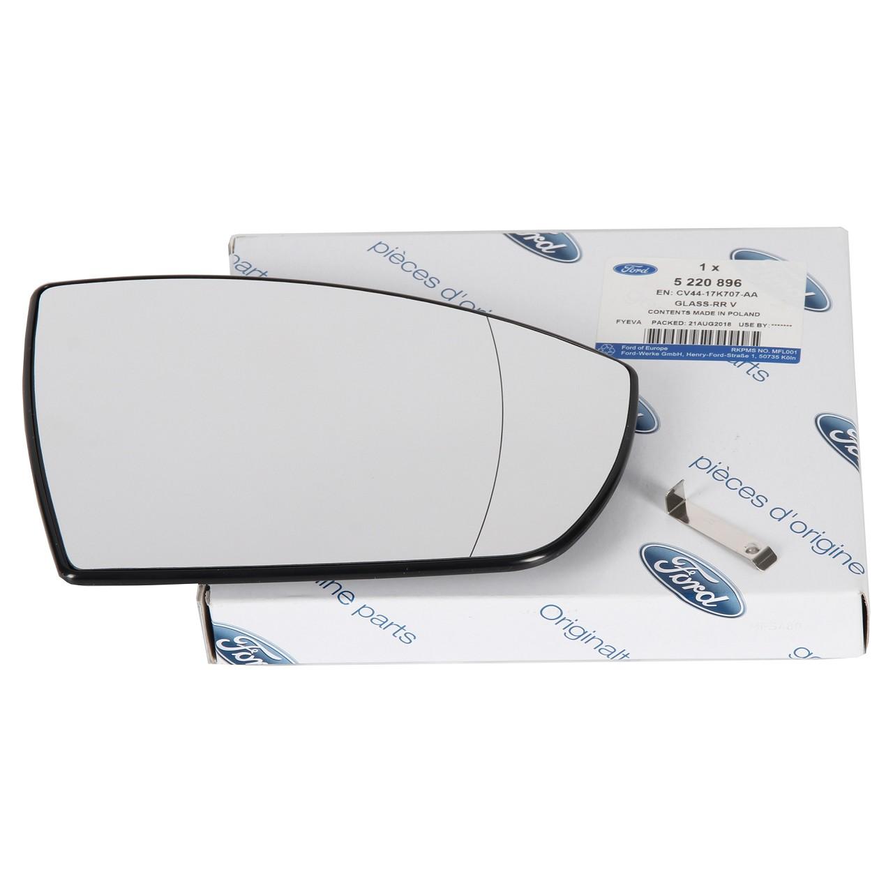 ORIGINAL Ford Außenspiegel Spiegelglas KUGA II MK2 rechts 5220896