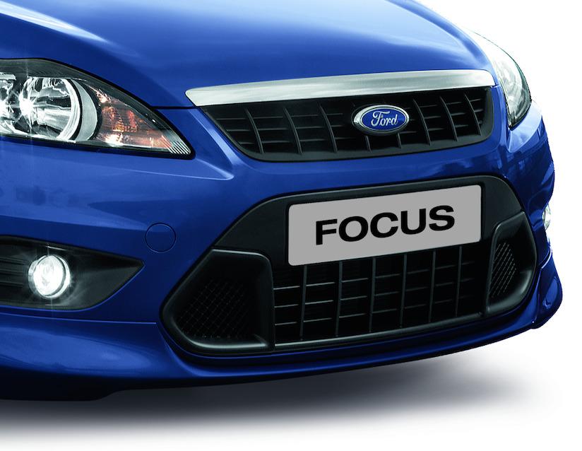 ORIGINAL Ford Spoiler Frontschürze 1518007 für FOCUS II MK2 ab 01.2008
