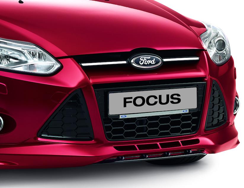 ORIGINAL Ford Spoiler Frontschürze 1759505 für FOCUS III MK3 01.2011-08.2014