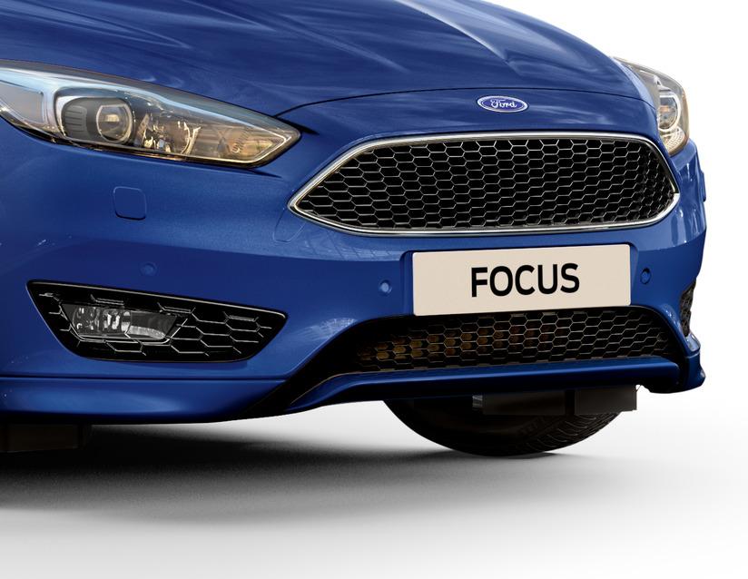 ORIGINAL Ford Spoiler Frontschürze 1883546 FOCUS 3 5-Türer + Turnier ab 09.2014