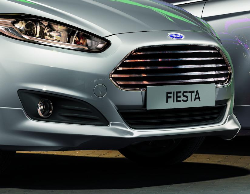 ORIGINAL Ford Frontschürze Spoilerlippe VORNE 1921075 für FIESTA VI ab 11.2012