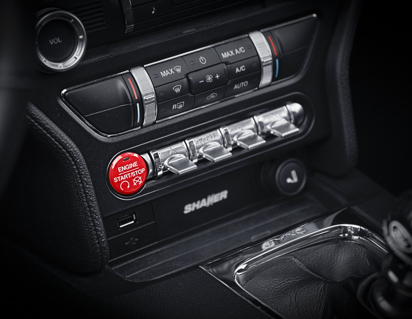 ORIGINAL Ford USA Performance Start-Stop Schalter 2215869 MUSTANG bis 10.2017