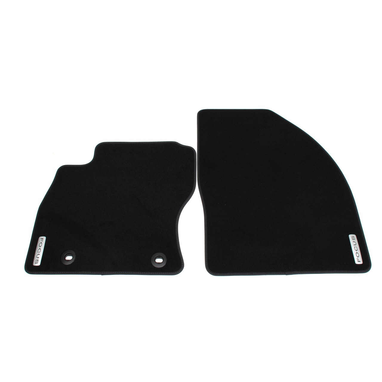 ORIGINAL Ford Textilmatten Fußmatten Automatten Satz FOCUS II MK2 vorne 1418442