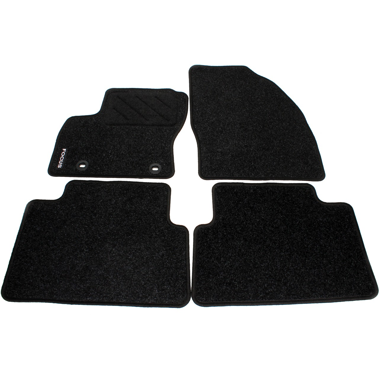 ORIGINAL Ford Textilmatten Fußmatten Automatten Satz Focus C-Max 4-tlg 1418444