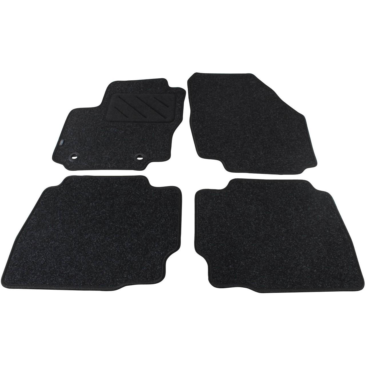 ORIGINAL Ford Textilmatten Fußmatten Automatten Satz 4-tlg Mondeo IV MK4 1458293