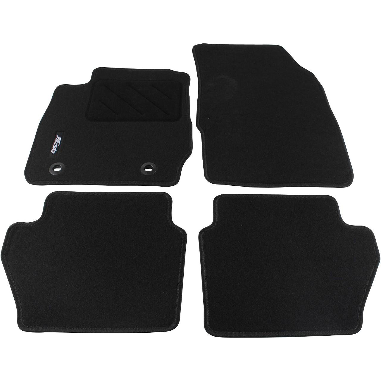 ORIGINAL Ford Textilmatten Fußmatten Satz FIESTA VI bis 02.2011 4-teilig 1526897
