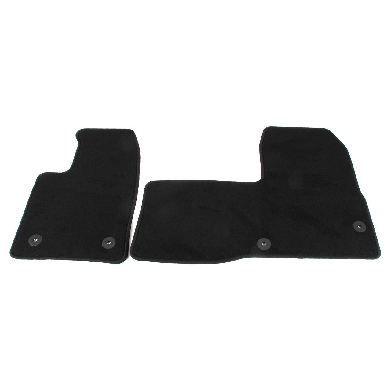 ORIGINAL Ford Textilmatten Fußmatten Satz TOURNEO / TRANSIT CUSTOM vorne 2124765