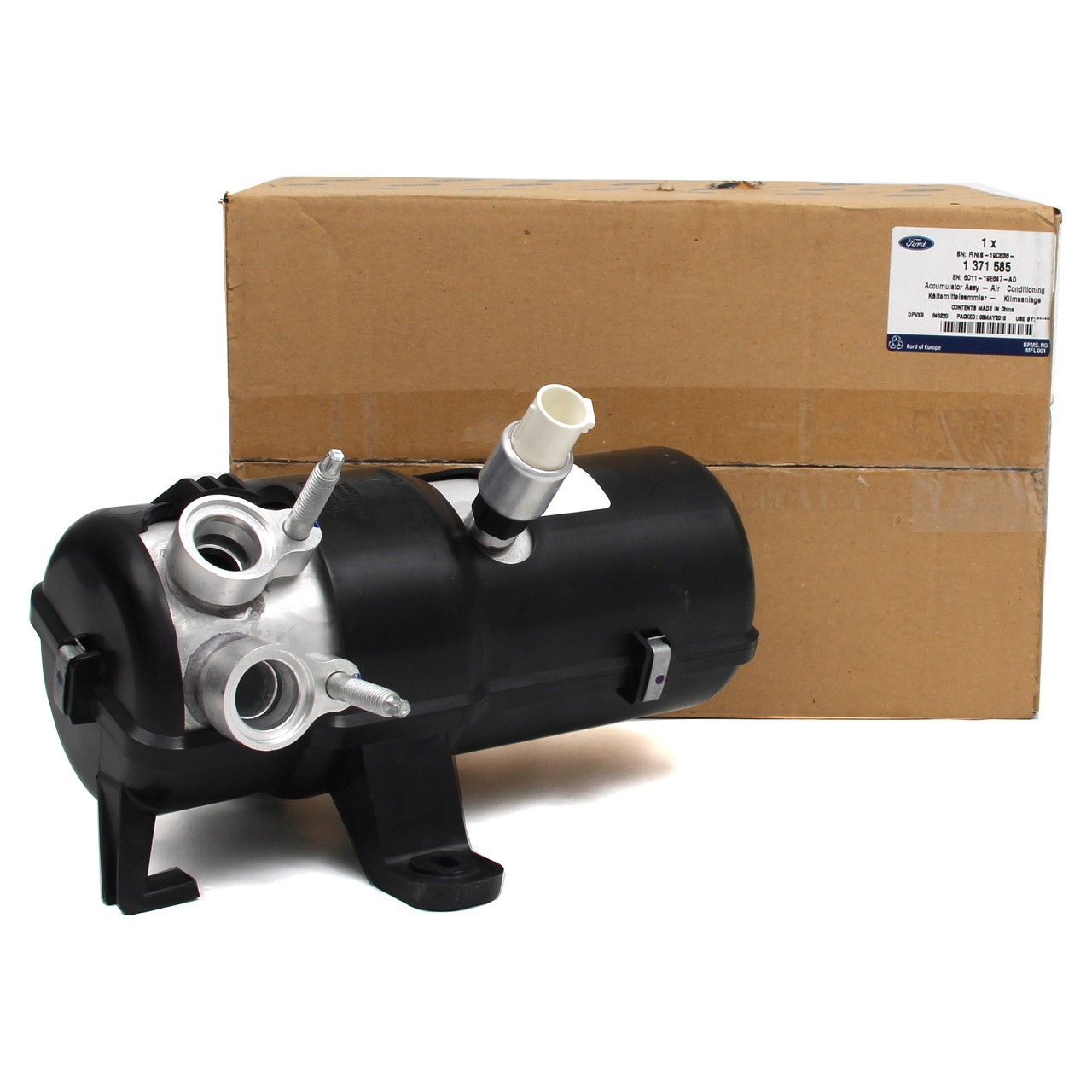 ORIGINAL Ford Trockner Klimaanlage Klimatrockner TRANSIT 2.2/2.4/3.2TDCi 1371585