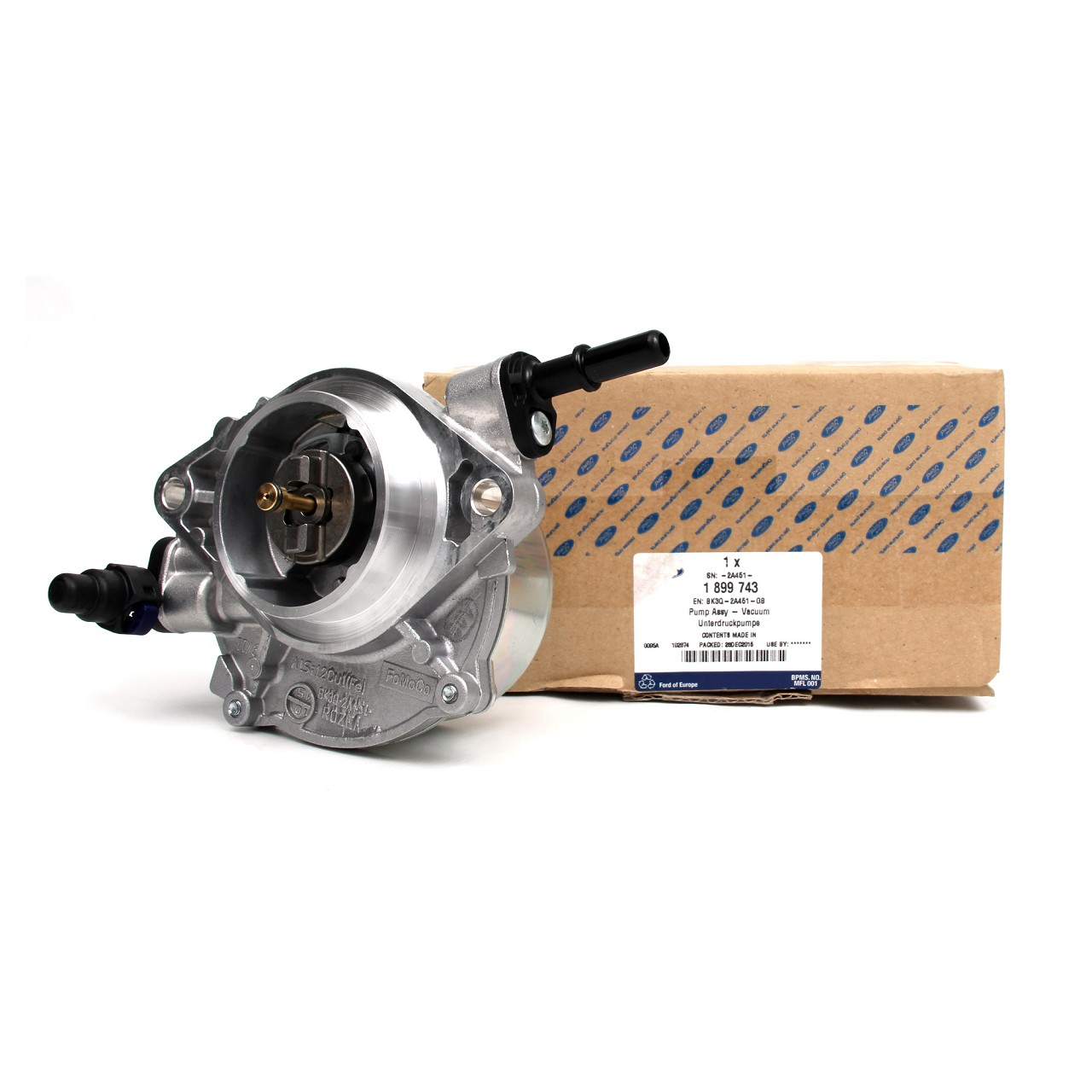 ORIGINAL Ford Unterdruckpumpe RANGER (ES ET) 2.5/3.0TDCi (TKE) 2.2TDCi 1899743