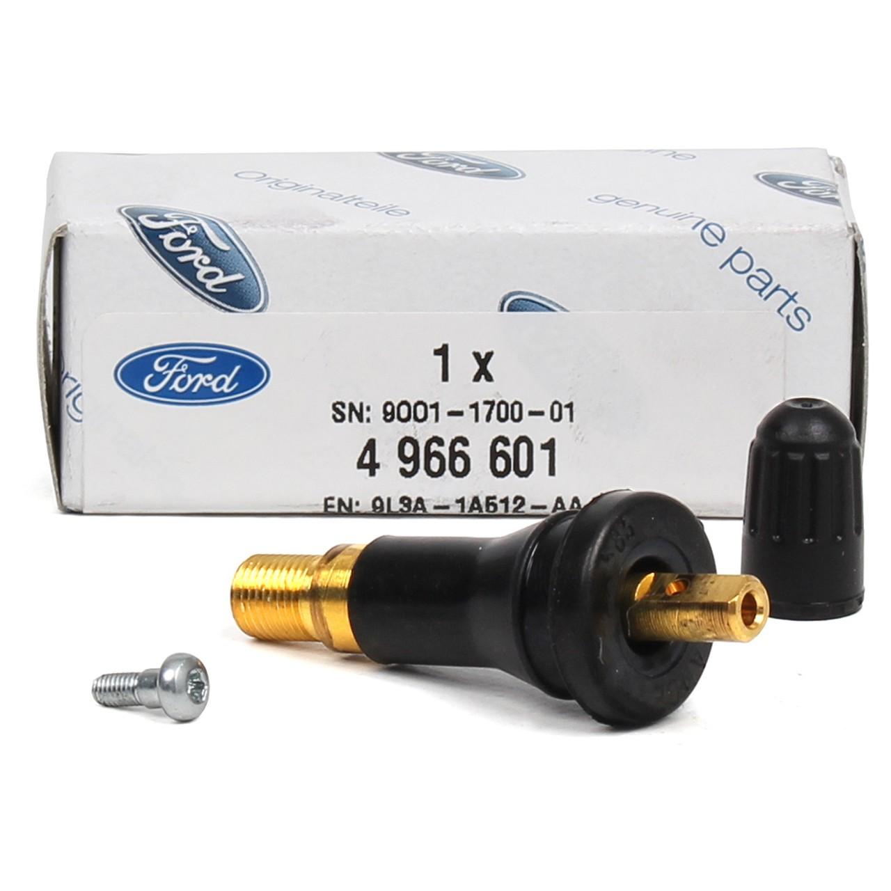 ORIGINAL Ford Reifendruckventil C-MAX II TOURNEO CUSTOM TRANSIT / CUSTOM 4966601