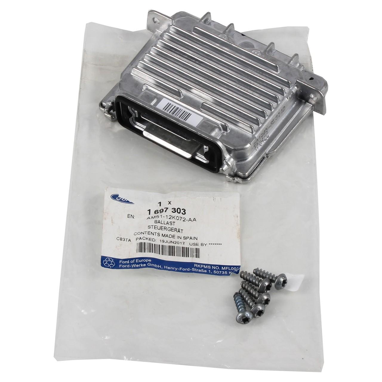 ORIGINAL Ford Steuergerät Xenon Vorschaltgerät GRAND / C-MAX II KUGA II 1697303
