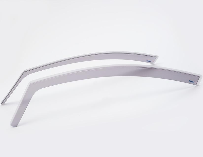 ORIGINAL Ford CLIMAIR Windabweiser Seitenfenster Satz VORNE 1555757 für FIESTA 6