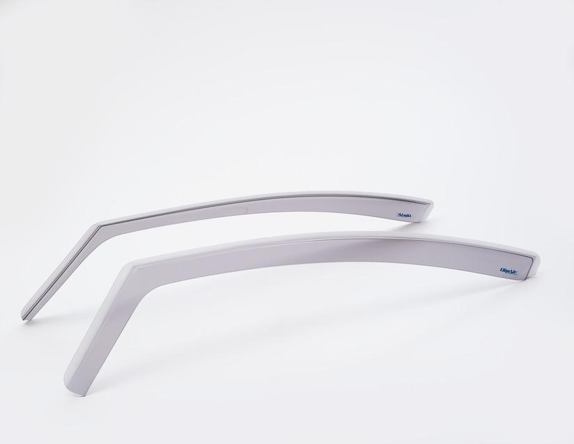 ORIGINAL Ford CLIMAIR Windabweiser Seitenfenster Satz VORNE 1555763 für FIESTA 6