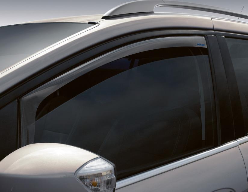 ORIGINAL Ford CLIMAIR Windabweiser Seitenfenster Satz VORNE 1712804 für C-MAX II