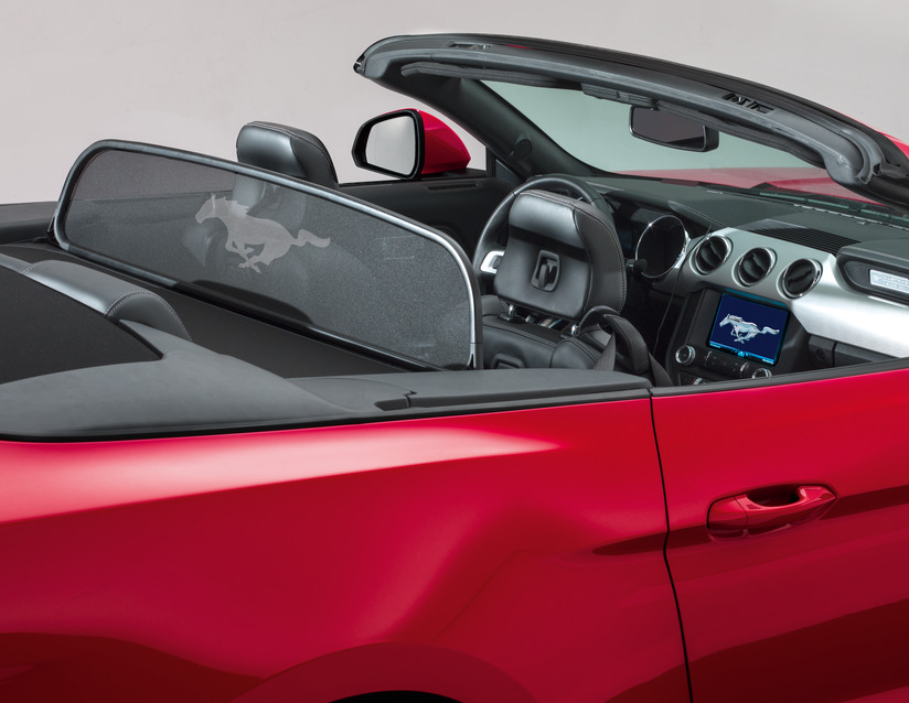 ORIGINAL Ford Windschott Windstop 2063486 MUSTANG Cabriolet/Convertible ab 2015