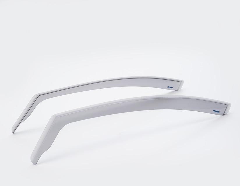 ORIGINAL Ford CLIMAIR Windabweiser Seitenfenster Satz VORNE 2104461 für FOCUS 3
