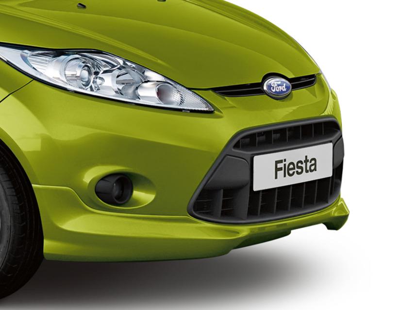 ORIGINAL Ford Frontspoiler Spoilerlippe VORNE 1550787 für FIESTA VI bis 10.2012
