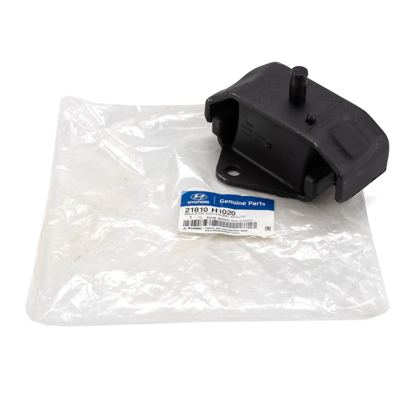 ORIGINAL Hyundai Motorlager Terracan (HP) 2.9 CRDi 150/163 PS 21810H1020