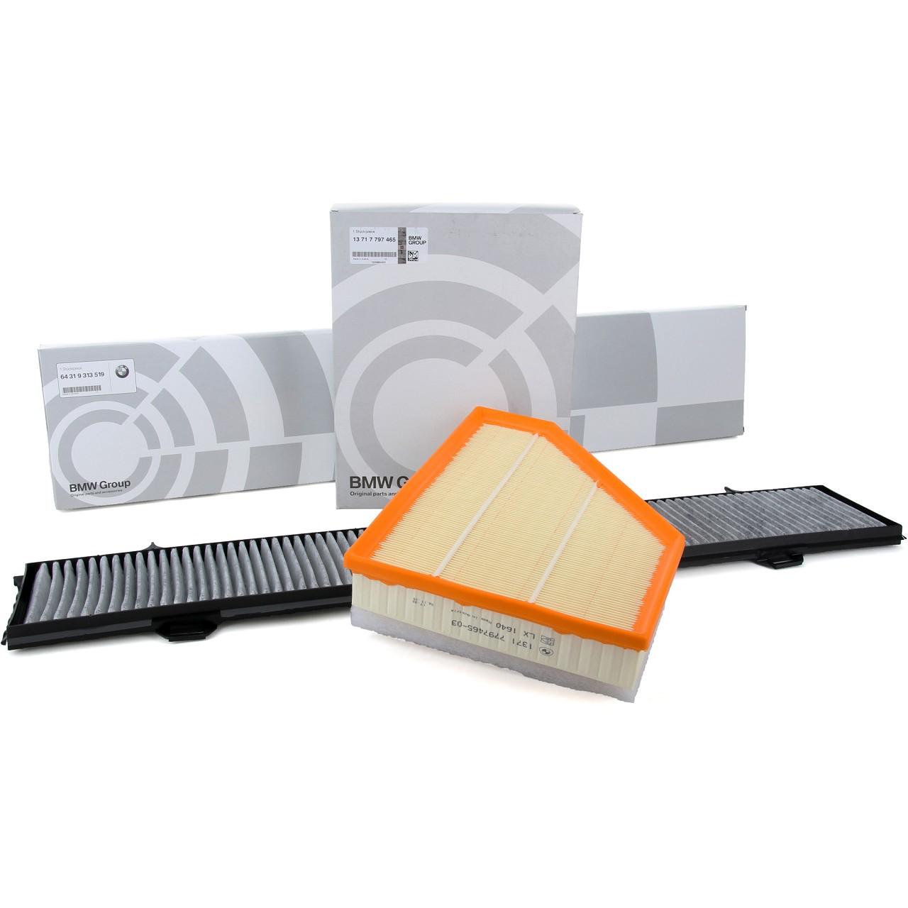 ORIGINAL BMW Inspektionskit E81 E82 E87 E88 116-123d E90 E91 E92 E93 316-335d