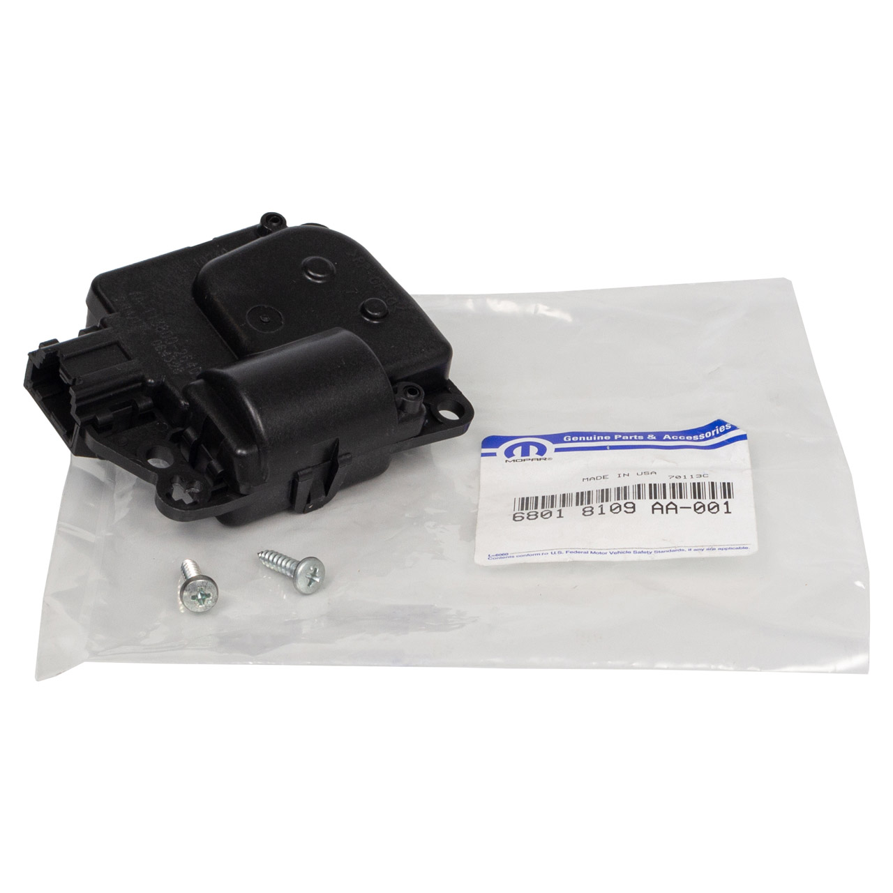ORIGINAL MOPAR Stellmotor Stellelement Heizung FIAT JEEP DODGE 68018109AA