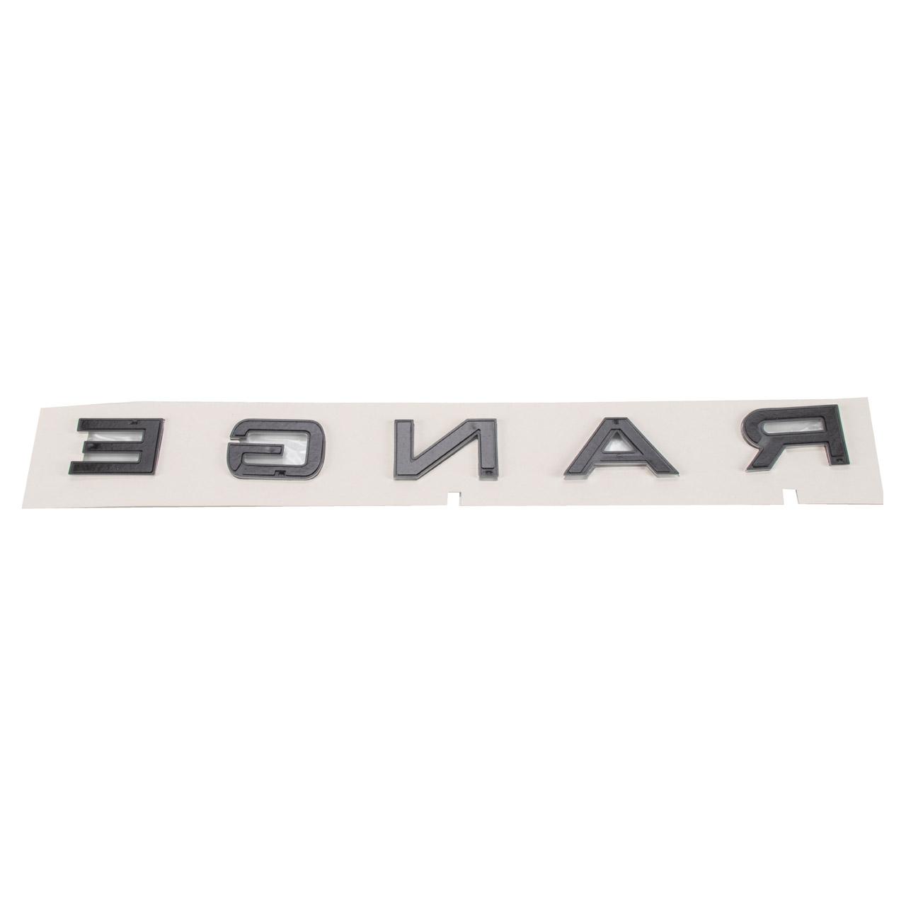 ORIGINAL Land Rover Emblem Schriftzug Motorhaube Range Roer Evoque LR026394