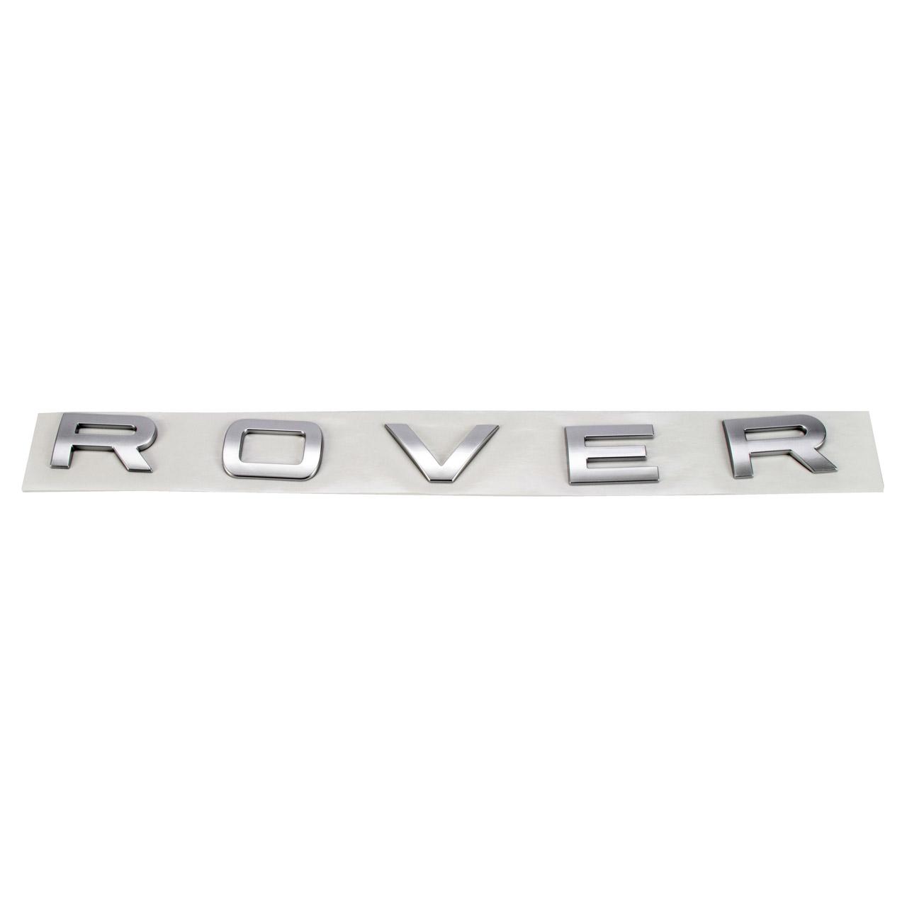 ORIGINAL Land Rover Emblem Schriftzug Motorhaube Range Roer Evoque LR026395