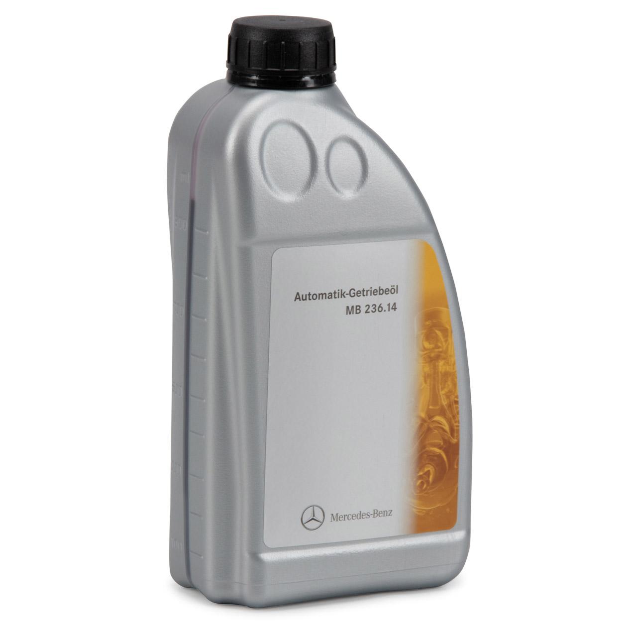 ORIGINAL Mercedes-Benz Automatikgetriebeöl MB 236.14 ATF 1 Liter 0019896803BRD6