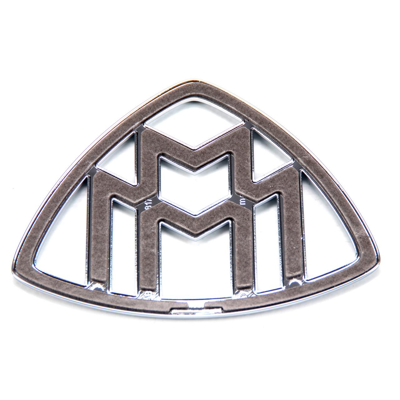 ORIGINAL Mercedes MAYBACH Emblem Logo Plakette W463 W222 2228171200