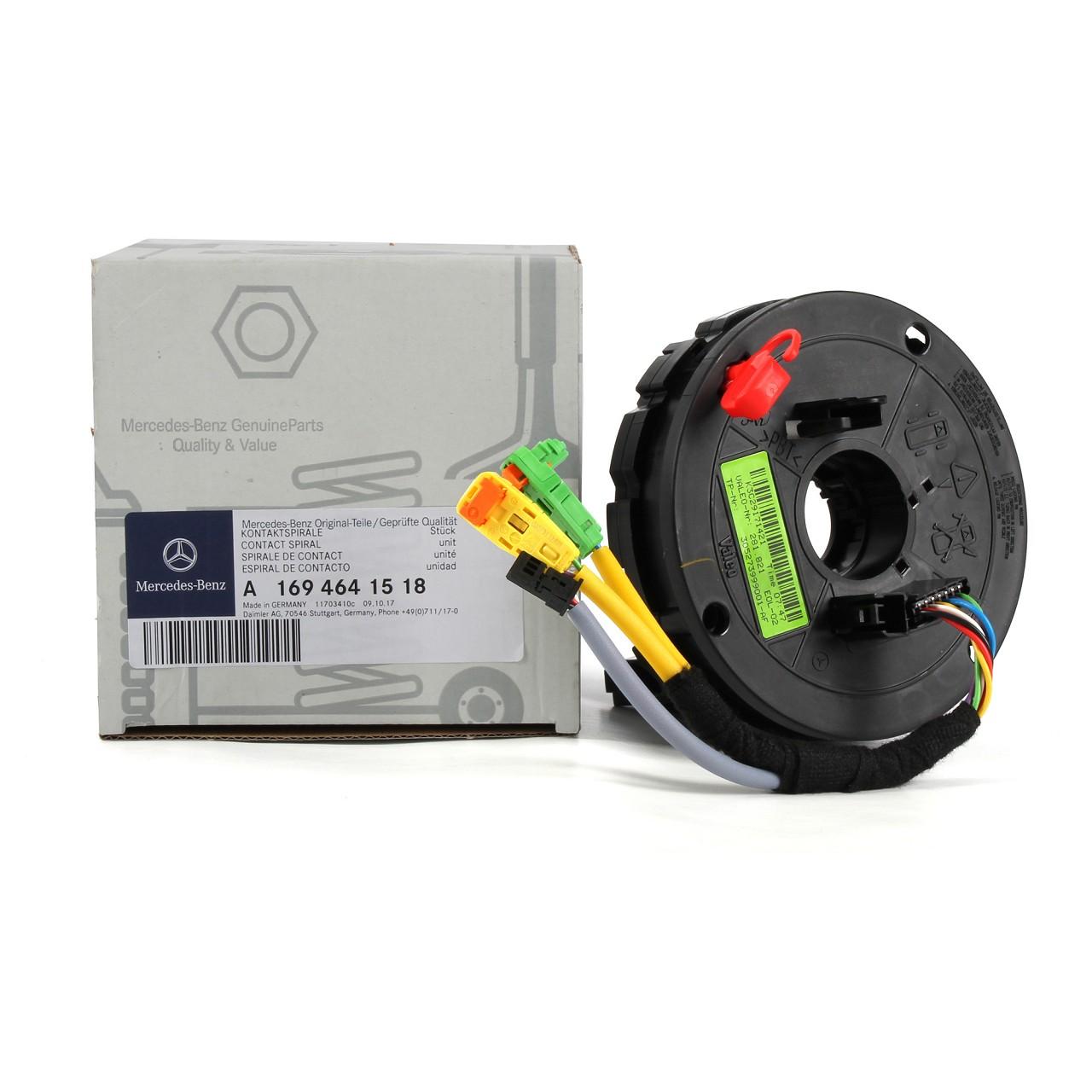 ORIGINAL Mercedes Lenkwinkelsensor Schleifring Lenkwinkel Sensor 1694641518