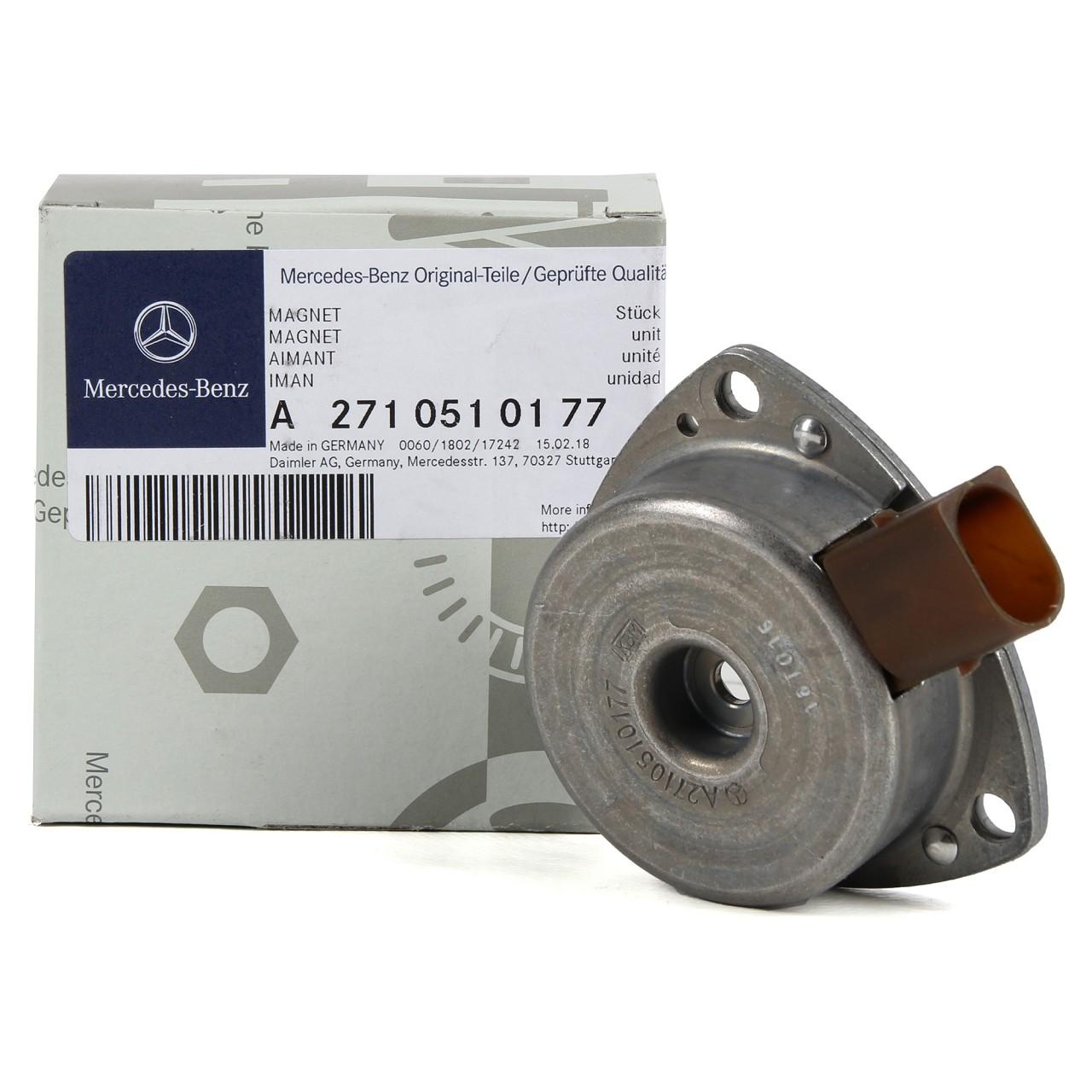 ORIGINAL Mercedes-Benz Zentralmagnet Nockenwellenversteller OM271 2710510177