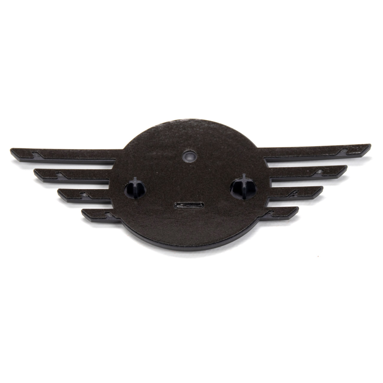 ORIGINAL Mini Logo Emblem Motorhaube SCHWARZ vorne Countryman F60 51142465237