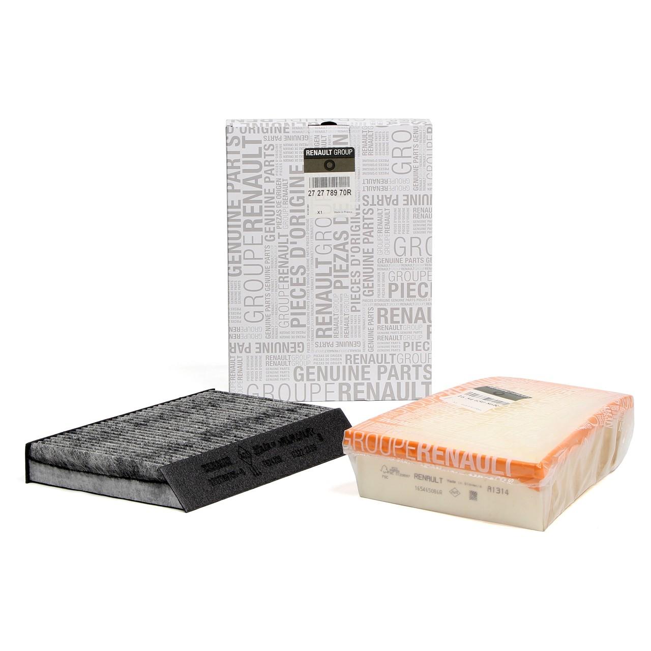 ORIGINAL Renault Inspektionskit Filterpaket Filterset FLUENCE MEGANE III